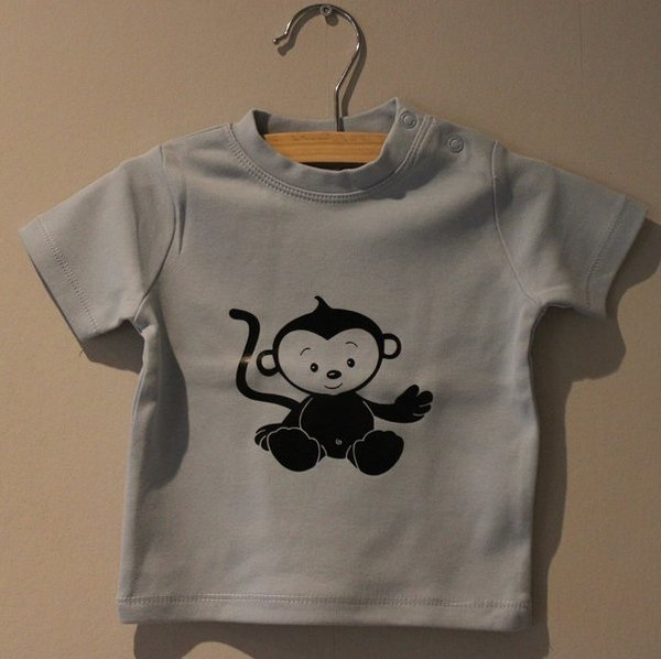 Baby shirt Aapje